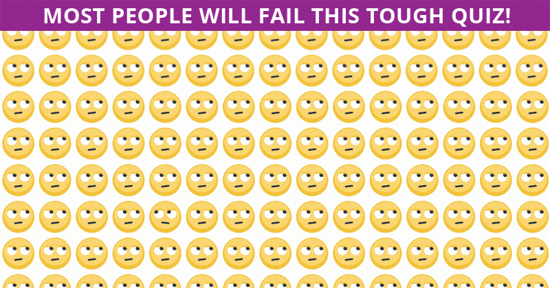 Only 5 Out Of 100 People Will Graduate From This Tricky Odd Ones Out Visual Test!