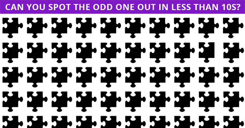 Only 15 People Have Passed This Difficult Odd Ones Out Quiz So Far! Will You?