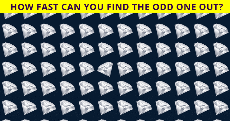Only 1 In 35 People Can Beat This Odd Ones Out Quiz. Are You Up To The Challenge?