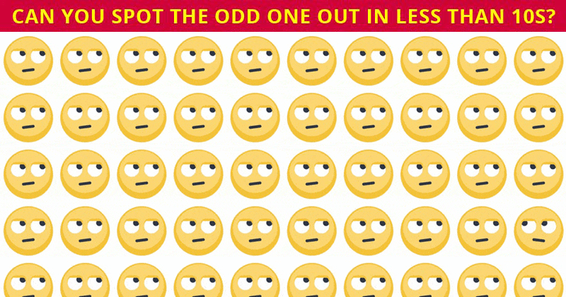 Only 5% Of People Can Beat This Difficult Odd Ones Out Visual Game. How About You?