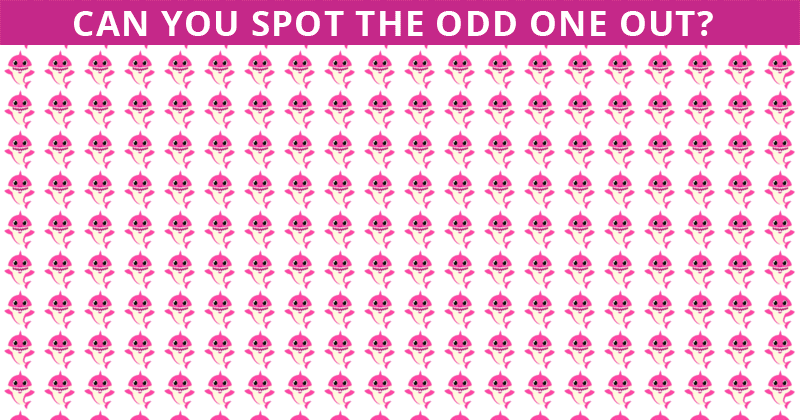 Only 5% Of People Can Beat This Odd One Out Quiz! Find Out If Your IQ Is High Enough To Pass This Test