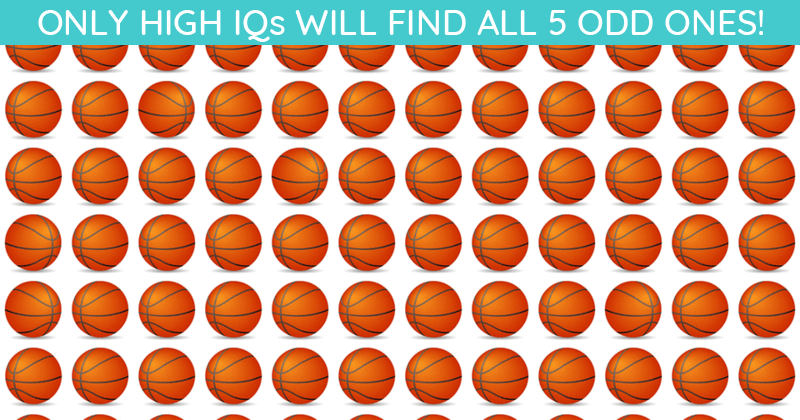 Only 1 In 40 People Can Achieve 100% In This Odd One Out Visual Game. How About You?
