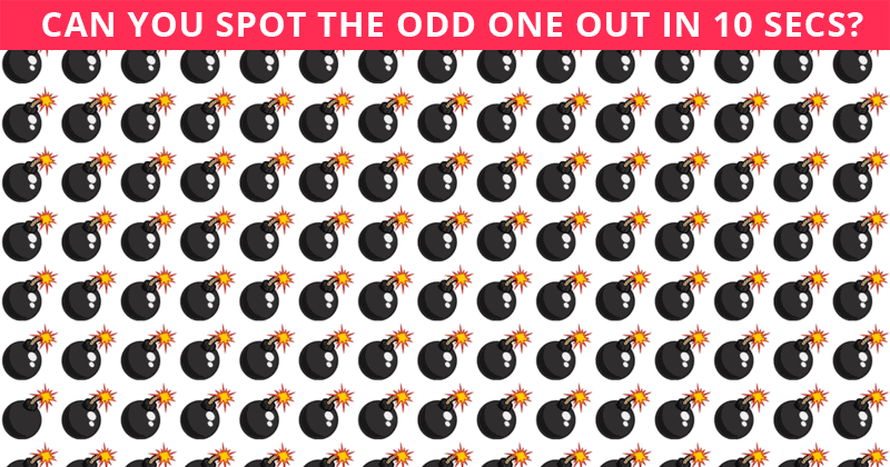 Almost No One Can Beat This Odd One Out Visual Challenge. How About You?