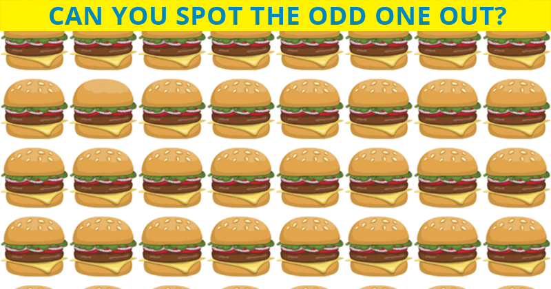 Almost No One Can Ace This Difficult Odd One Out Quiz. How About You?