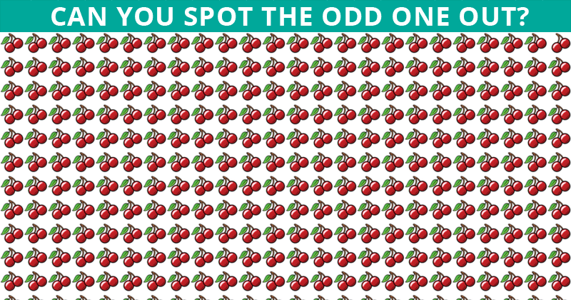 No One Can Score A Perfect Score On This Odd One Out Game Without Cheating. Prove Us Wrong?