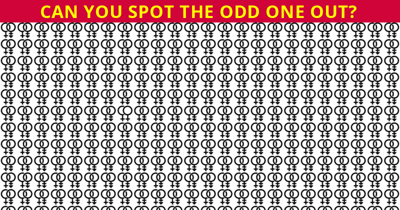 Only 10% Of People Can Achieve 100% In This Tough Odd One Out Visual Game. How About You?