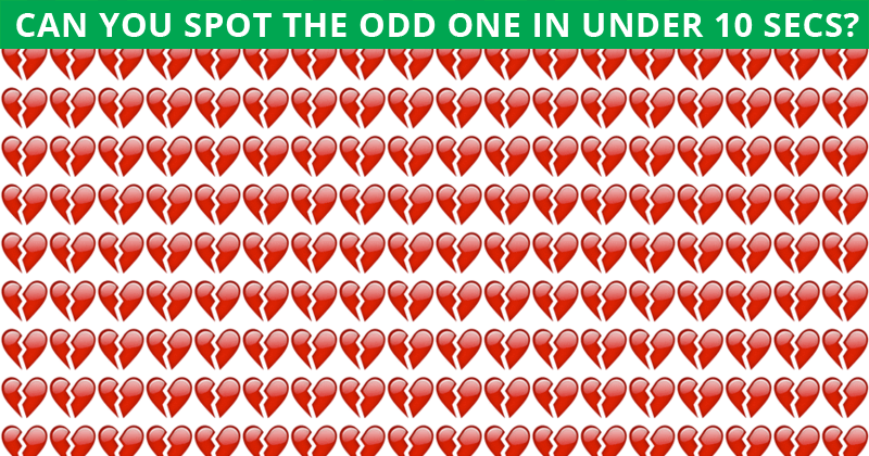 Only 1 In 50 People Can Ace This Odd One Out Quiz. Are You Up To The Task?