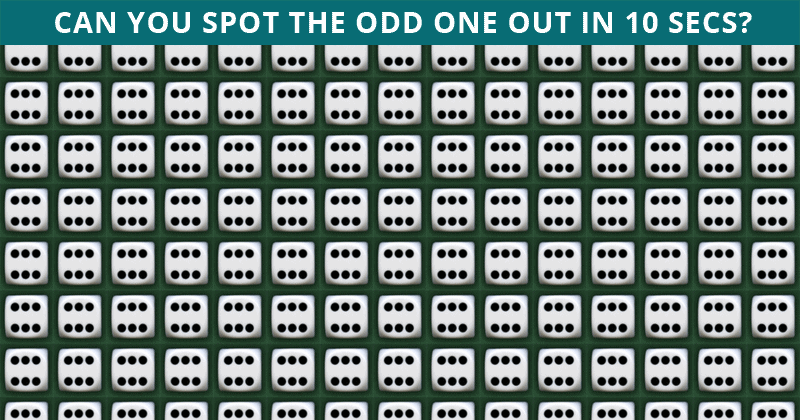 Only About 3% Can Ace This Odd One Out Quiz! Find Out If Your IQ Is High Enough To Pass This Test