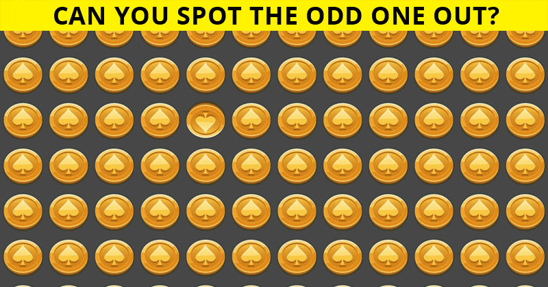 How Quickly Can You Find The Odd Ones Out In This Tough Visual Challenge?