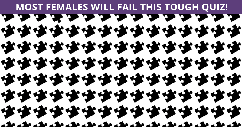 Only 25 People Have Passed This Odd Ones Out Visual Puzzle So Far! Will You?