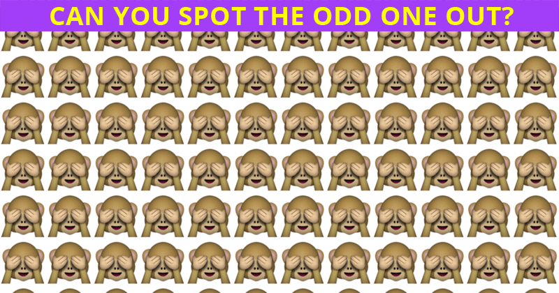 Only 5 Out Of 100 People Will Graduate From This Tricky Odd One Out Challenge!