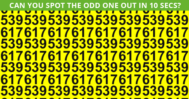 Literally Zero People Can Get 100% On This Odd One Out Challenge. Prove Us Wrong!
