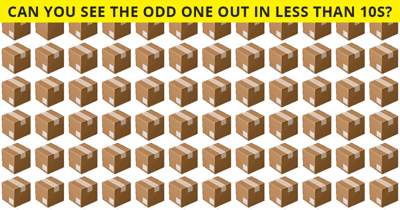 Only 5 Out Of 100 People Will Graduate From This Odd One Out Visual Challenge!