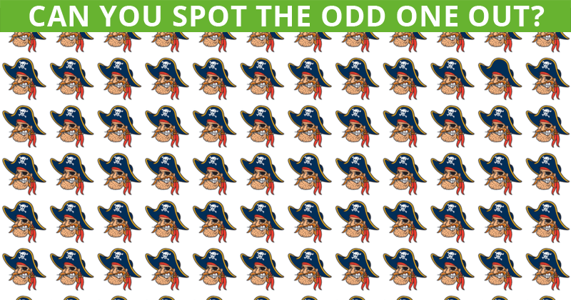 People Are Saying This Popular Odd One Out Visual Game Is Impossible. Prove Us Wrong!