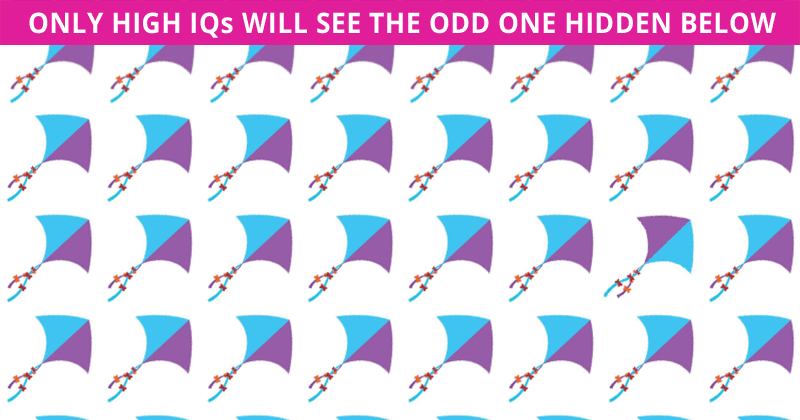 Only 3% Of People Can Achieve 100% In This Challenging Odd One Out Puzzle. How About You?