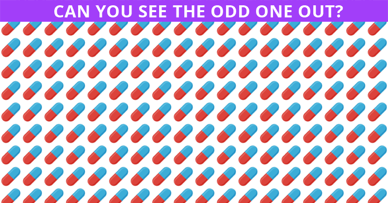 Only 1 In 30 Sharp-Eyed People Can Ace This Odd One Out Quiz. How About You?