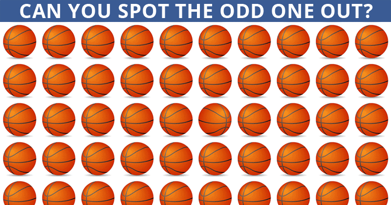 Only 9% Of People Can Ace This Odd One Out Visual Game. How About You?