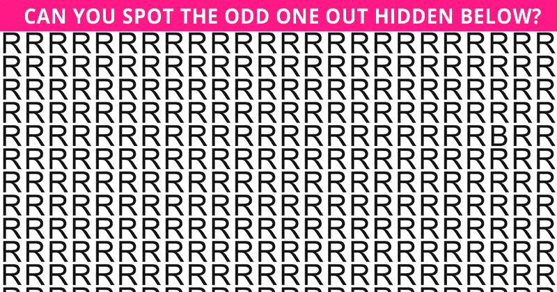 Only 4% Of People Can Ace This Difficult Odd One Out Quiz. How About You?