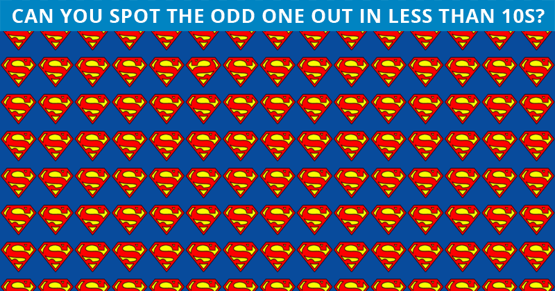 Aceing This Tricky Odd One Out Visual Puzzle Is Impossible. Prove Us Wrong