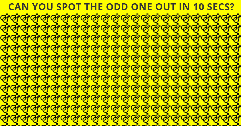 No One Can Score A Perfect Score On This Odd One Out Challenge Without Cheating