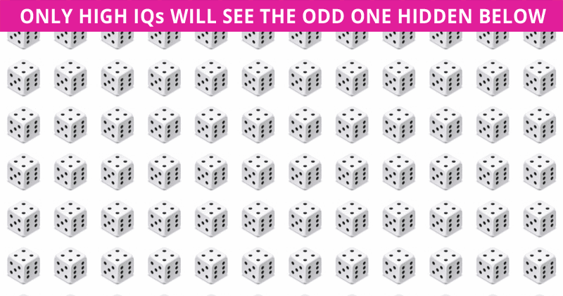 This Odd One Out Test Will Determine Your Visual Perception Talents!