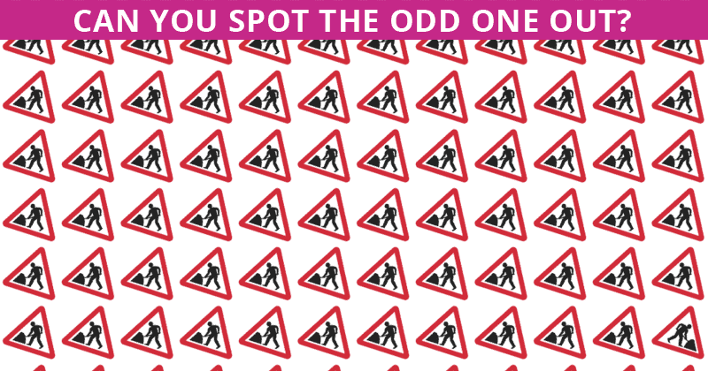 Only People With An Unusually High IQ Will Be Able To Best This Odd Ones Out Test! How About You?