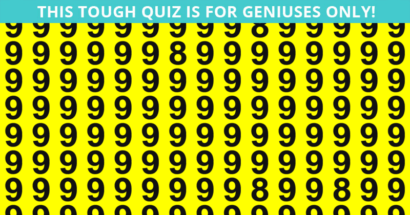 Only 6 Out Of 100 People Will Graduate From This Multiple Odd Ones Out Test!