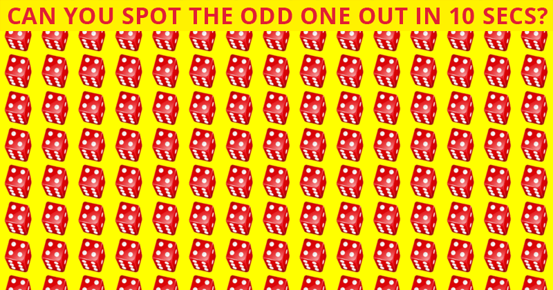 Almost No One Can Beat This Difficult Odd One Out Quiz. How About You?
